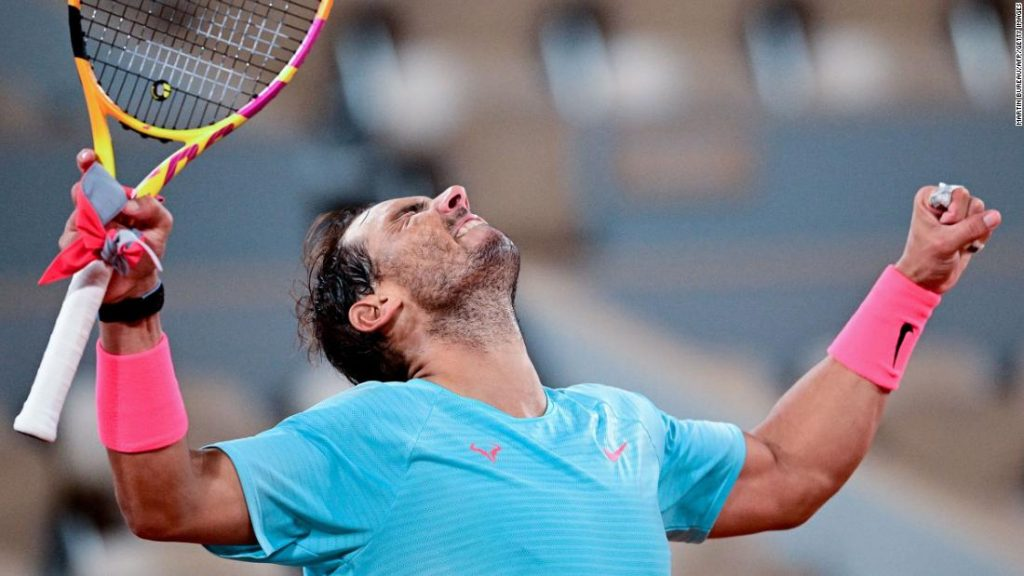 Rafael Nadal battles cold weather to 01:26am victory at French Open