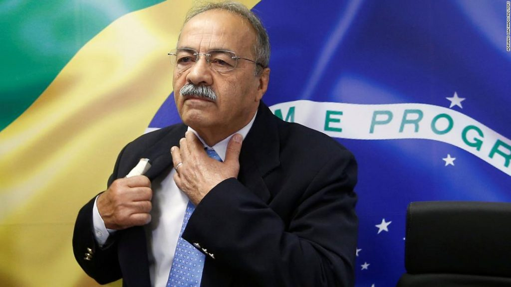 Brazilian senator allegedly found with cash in his underwear during police raid