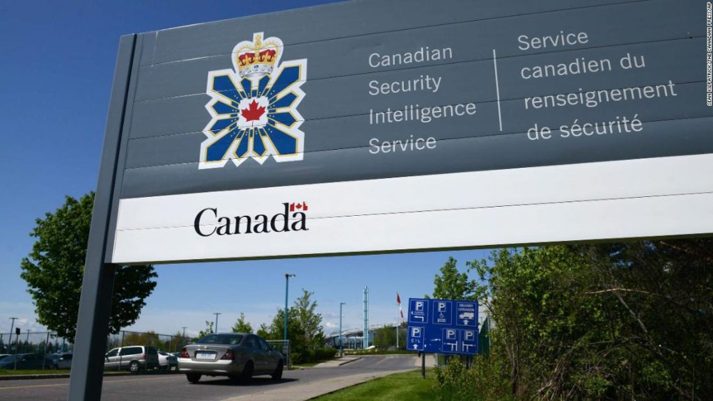 Canada spy agency says interference is reaching Cold War levels due to Covid-19